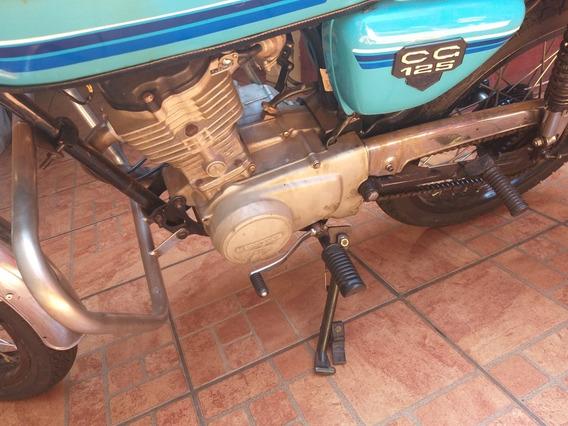 Honda Cg 82