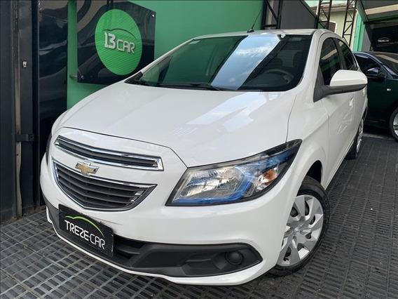 Chevrolet Onix 1.4 Mpfi Lt 8v Flex 4p Manual - Completo