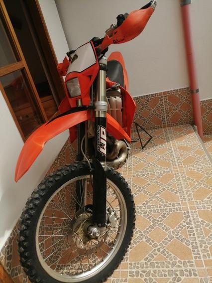Ktm Exc 2 Tiempos Ktm Exc 300 Ktm 2t Moto De Enduro Ktm 300