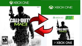 Modern Warfare 3 Xbox One Licencia Oferta