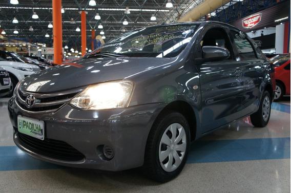Toyota Etios 1.5 Xs Sedan 2013/2014