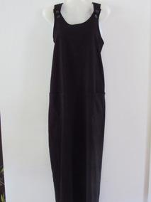 Vestido Jardinera, Jumper Negro. Casual Corner Annex