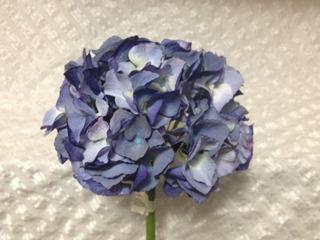 Hortensia Flor Artificial Boeki Azul/morado