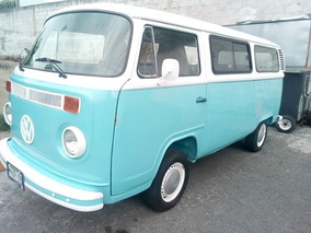 Volkswagen Combi Restaurada 1978 Con Placas De Clásico