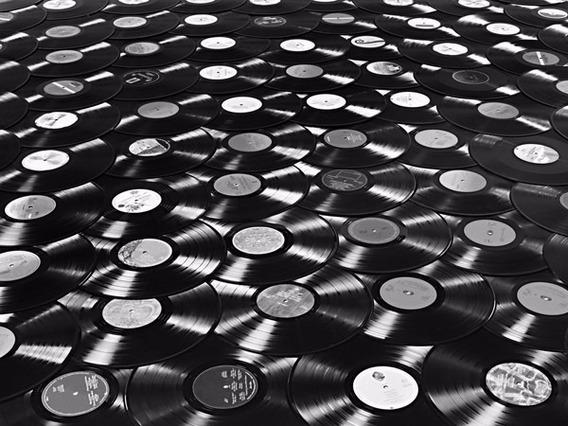 20 Discos De Vinilo Lp Para Decoración! Oportunidad!