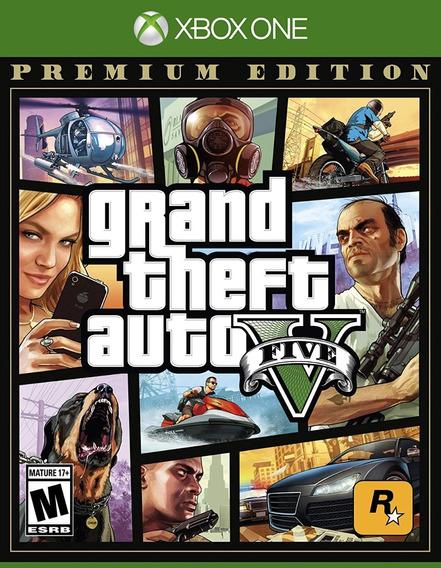 Gta V - Grand Theft Auto V - Xbox One - Pronta Entrega!