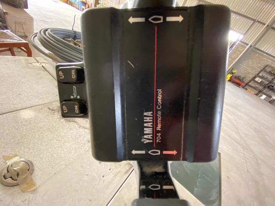 Caja De Control Doble Yamaha