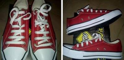 Zapatillas Nuevas!