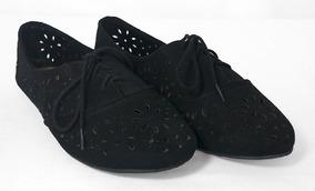 Zapatos De Piso Flats Negro Betty-s Gotico Punk Victoriano