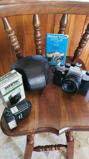 Cámara Fotográfica 35mm Praktica Mtl5