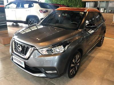 Nissan Kicks Sl 1.6 Automatico Flex 2018