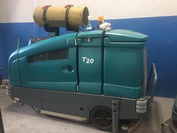 T20 Lavadora De Piso Industrial De Operação A Bordo 16/17
