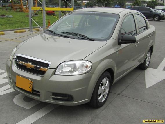 Chevrolet Aveo Emotion Mt 1600