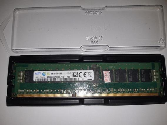 Memoria Servidor 8gb Pc3l 12800r Samsung