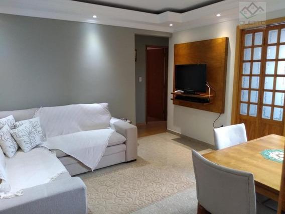 Apartamento À Venda, 70 M² Por R$ 280.000,00 - Vila Acoreana - Poá/sp - Ap0009