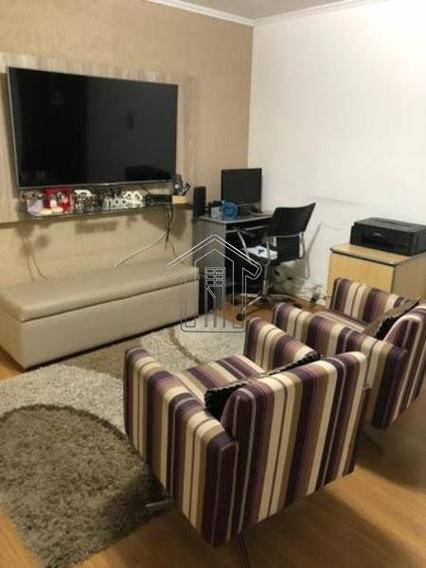 Apartamento Em Condomínio Padrão Para Venda No Bairro Vila Camilópolis, 2 Dorm, 1 Vagas, 52,00 M - 11338agosto2020