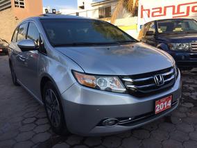 Honda Odyssey 3.5 Touring V6/ At Plata 2014 Hangar
