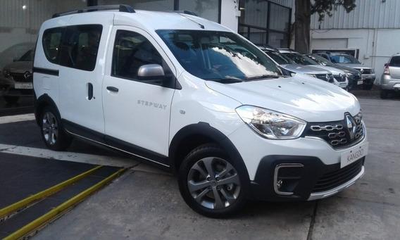 Renault Kangoo 1.5 Dci Stepway Fnancia 70 % (ap)