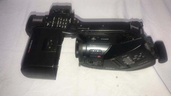Filmadora Sony Pmw-ex3 Para Retirar Peças