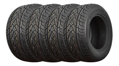 Kit 4 Neumáticos  255 60 R15 Kumho  Kl12 Ford Dodge
