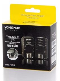 Rádio Flash Ii Yongnuo - Ttl Para Nikon