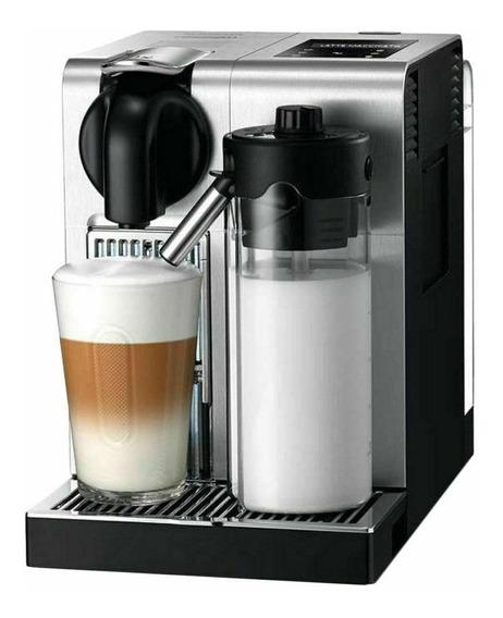 Cafetera Nespresso Lattissima Pro Color Gris