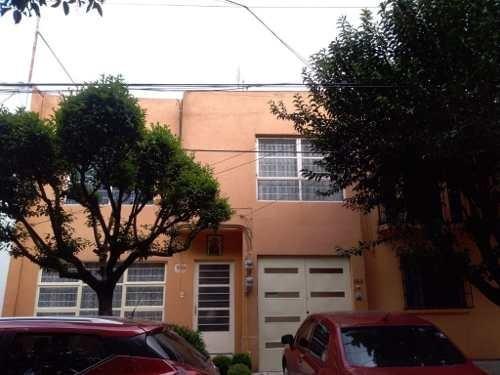 Casa Duplex En Renta En La Colonia Narvarte