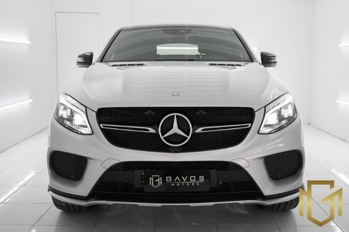 Mercedes Gle 43 Amg 4matic 3.0 Coupê 2017 Prata