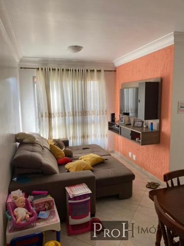 Imagem 1 de 14 de Apartamento Para Venda Em São Caetano Do Sul, Fundação, 3 Dormitórios, 1 Banheiro, 1 Vaga - Vifedea