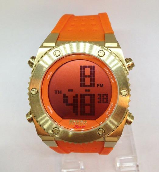 Reloj Digital Deportivo Brera Para Hombre. Caja De 40 Mm.