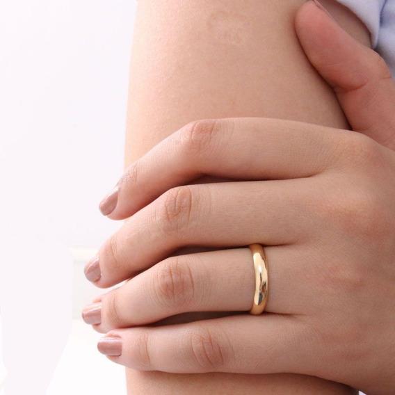 1 Aliança 6mm Ou 4mm Casamento Noivado De Moedas Antigas