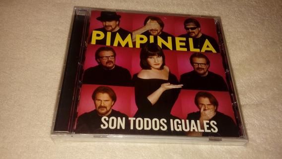 Pimpinela - Son Todos Iguales (cd Nuevo, Sellado) Promo