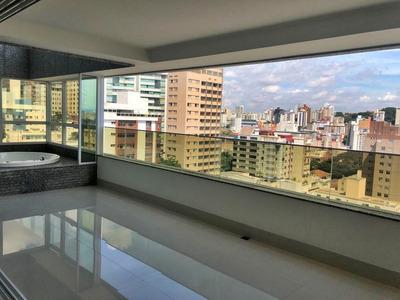 Apartamento De Luxo 04 Quartos No Gutierrez - 672