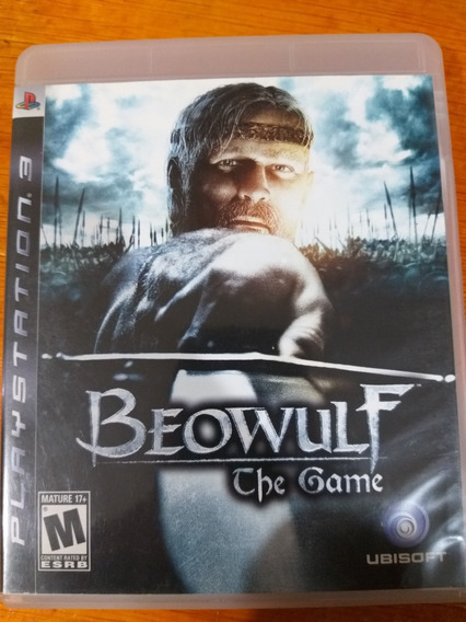 Beowulf The Game Ps3 Midia Fisica
