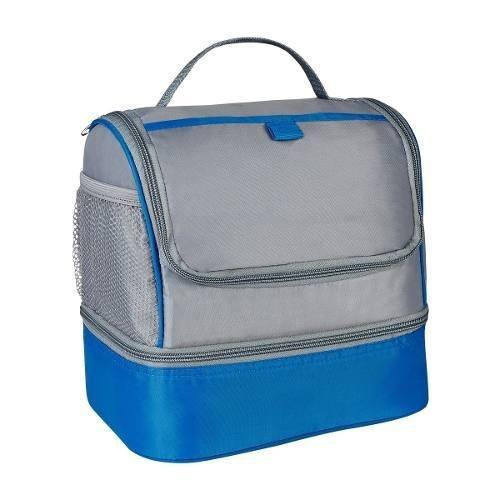 Bolsa Lonchera Ledo Interior Plastificado Con Envio