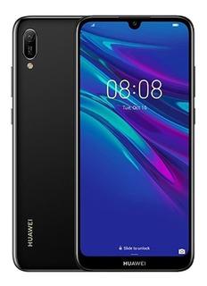 Celular Huawei Y6 2019 32gb 2 Ram Lector De Huella En Promoc
