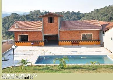 Imagem 1 de 9 de Chácara Para Venda Em Cajamar, Ponunduva, 2 Dormitórios, 2 Banheiros, 3 Vagas - A1231_2-1111888