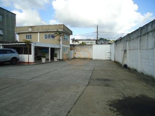 Terreno  Localizado(a) No Bairro Chico De Paula Em Santos / Santos  - 5682