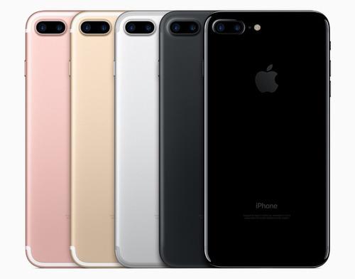 iPhone 7 Plus 32gb 4g Lte 4k 12mp 3d Obsequios + Garantía