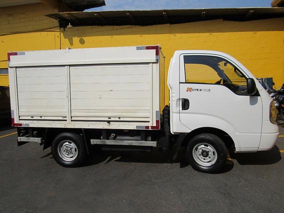 Kia Bongo Diesel Bau Carga Ñ Hr Cargo Caminhao Kombi Fiorino