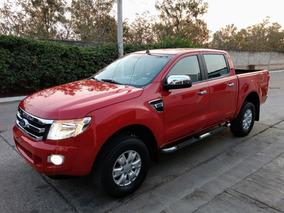 Ford Ranger Xlt Unico Dueño ¡¡extremadamente Impecable!!