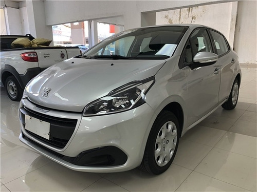 Peugeot 208 1.2 Active 12v Flex 4p Manual