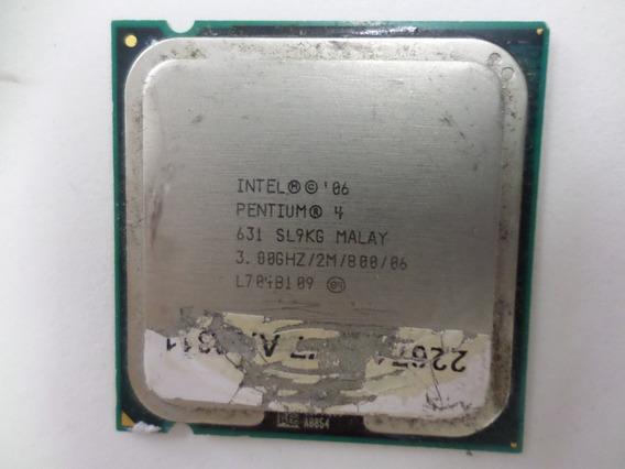 Processador Intel Pentium 4 631 3.00ghz/2m/800/06