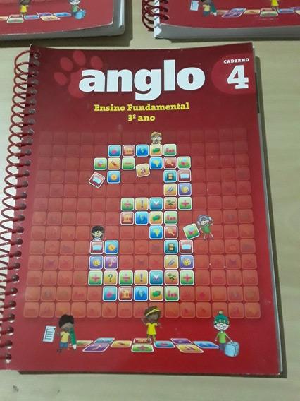Livro Anglo Ensino Fundamental 3º Ano - Caderno 4