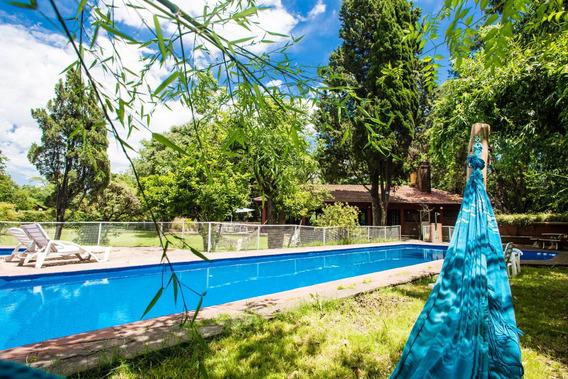 Espectacular Quinta En Parque Leloir Alquiler