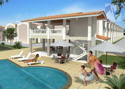 Casa Residencial À Venda, Siqueira, Fortaleza - Ca0993. - Ca0993