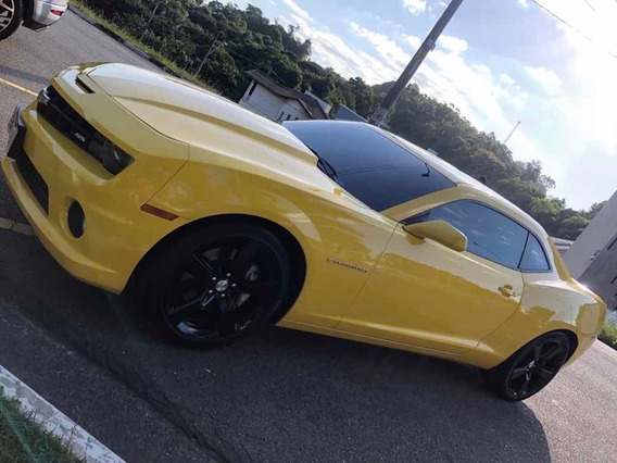 Chevrolet Camaro 2013 6.2 V8 Ss 2p