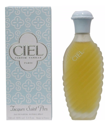 Perfume Original Ciel De Ulric De Varens Para Mujer 100ml