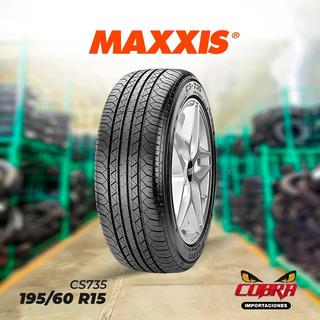 Llantas 195/60 R15 Maxxis Cs735 Con Garantía