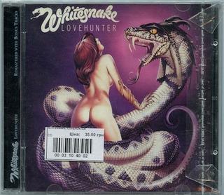Love Hunter - Whitesnake (cd)